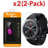 2-P Tempered Glass Protector for Smart Watch Samsung Gear S2/S3 Classic Frontier