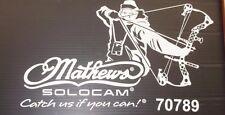 Mathews new archer decal