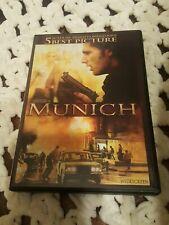 Munich Dvd -Widescreen -Region 1 -Steven Spielberg-Suspense Thriller-*Read Below