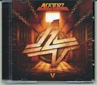 """Alcatrazz """"V"""" 2021, CD jewel case"""
