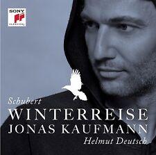 JONAS KAUFMANN - WINTERREISE-JEWELCASE EDITION  CD NEU SCHUBERT,FRANZ