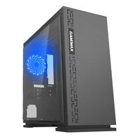 GameMax Micro ATX Tower H605-TR Gaming PC Desktop Computer Case W/ RGB LED Fan