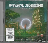 IMAGINE DRAGONS - Origins - CD -  Deluxe Edition - Interscope - 2018 - Europe