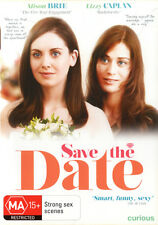 Save the Date  - DVD - NEW Region 4