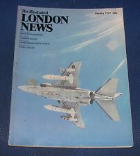 THE ILLUSTRATED LONDON NEWS JANUARY 1977 - END OF THE KISSINGER ERA