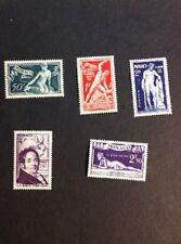 MONACO 1948 VF Mint LH Set of 5 Catalogs $13