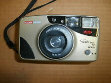 Camera: HALINA ANSCO Silouette Zoom Power Zoom Lens 28-35mm ORIGINAL OWNER