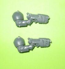Imperial Guard Cadian Command Plasma Pistol x2