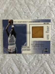 2001 Upper Deck Ovation Michael Jordan Floor Card #MJF4