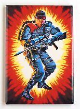 Low Light FRIDGE MAGNET (2 x 3 inches) gi joe real american hero lowlight
