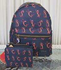 Disney Loungefly Mulan Mushu Mini Backpack Bag NWT