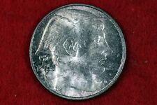 New listing 1954 - Belgium 20 Francs Belgique French! #H10513