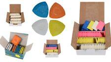 upholsterers tailors chalk dustless wax chalk sticks garment fabric marking
