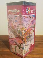 SEALED Heye vintage Jigsaw Puzzle 1990 'Fasten Seat Belt' Mordillo 1000 Pieces