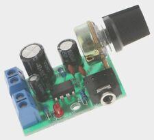 DC 3-12V LM386 Mini Audio Amplifier Assembled (Mono only)