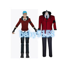 NEW RWBY Haven Academy Team SSSN Neptune Vasilias Cosplay Costume H.29