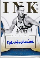 ADRIAN SMITH 2013-14 Immaculate Ink Autograph #'d 19/99 auto