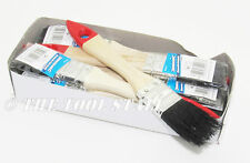 "12 X 25mm DISPOSABLE PAINT BRUSH   1""   PACK OF 12"