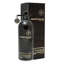 Montale Black Aoud Edp Eau de Parfum Spray for Men 100 ml NEU/OVP