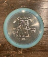 "Westside Discs Vip King First Run ""tilted Sword�"