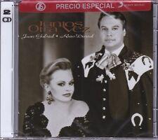 Juan Gabriel y Rocio Durcal Juntos Otra Vez 2CD New Nuevo Sealed