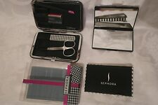 Sephora Travel Gift  Set Manucure 4 product and  Mirror New