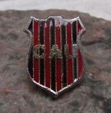 Club Atletico Union de Santa Fe CAU FC Argentina Football Team Crest Pin Badge