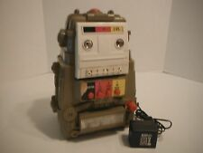1978 Mego 2-XL Talking Robot with Personality 8-Track Tape Player w/AC Cord