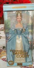 DOLLS OF THE WORLD BARBIE/PRINCESS OF THE DANISH COURT/NRFB