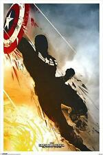 Captain America Winter Soldier - Maxi Poster 61cm x 91.5cm (new & sealed)