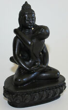 Resin Statue, Samanta Bhadra, Home Decor, Hand Craved Nepal, CL-34, New