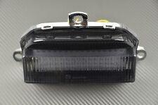 Feu stop fumé LED clignotant intégré taillight Honda CBR 900RR Fireblade 1993-97