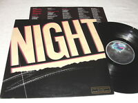 Night - Self-Titled S/T, 1978 Rock LP, Nice EX!, Promo Cover, Orig Planet Press