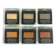 MARY KAY CREME TO POWDER OR DAY RADIANCE CREAM~YOU CHOOSE~DISCONTINUED~RARE~NIP!