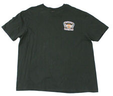 Harley Davidson Dealer T Shirt Black Sz 2XL Legacy Harley Midland Odessa Texas