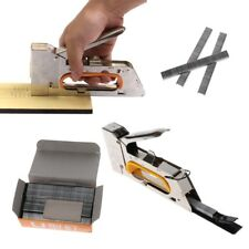 1008F Manual Nail Stapler U Nail Staple Gun for Wood Furniture Household Use