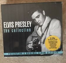 The Collection: Elvis Presley/Elvis/Loving You [Box] by Elvis Presley New