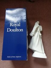 "Royal Doulton ""Wedding Day"" Figurine, used but in pristine condition, boxed"