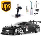1:10 HSP Nitro Gas Car 4wd RC Car Two Speed Off Road High Speed Racing Drift Car