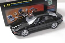 1:24 Schabak BMW 850i Coupe black NEW bei PREMIUM-MODELCARS