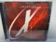 THE X-FILES ~ THE ALBUM ~ FIGHT THE FUTURE ~ 1998 ~ LIKE NEW CD