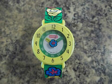 Playskool Time Teaching Watch girl child toddler party favor stocking stuffer