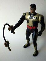 Figurine KENNER toys BATMAN 1993 animated série Robin + accessoire 11 cm