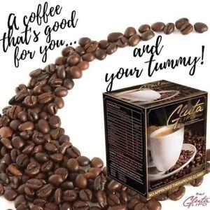 Gluta Lipo Genuine! Slimming And Whitening Detox Coffee  Best Seller 🇵🇭🇬🇧
