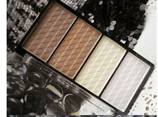 Four Color Make-up Highlight And Contour Shading Powder Cosmetic Pressed Powder