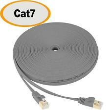 Red LAN Cable Ethernet Cat7 RJ45 para PC consola juegos PS3 PS4 Modem conmutador