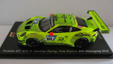 Spark 1:43 Porsche 911 GT3 No.911 Manthey Racing Pole 24H Nürburgring 2018 OVP