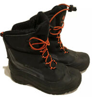 COLUMBIA Bugaboot IV Waterproof Snow Boots Boys Youth Size 7
