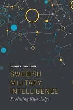 Eriksson Gunilla-Swedish Military Intelligence  BOOKH NEW
