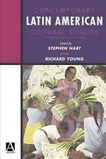 Contemporary Latin American Cultural Studies-ExLibrary